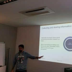 """It´s all about Data Governance"" - Pedro Alves, Community Manager bei Pentaho"
