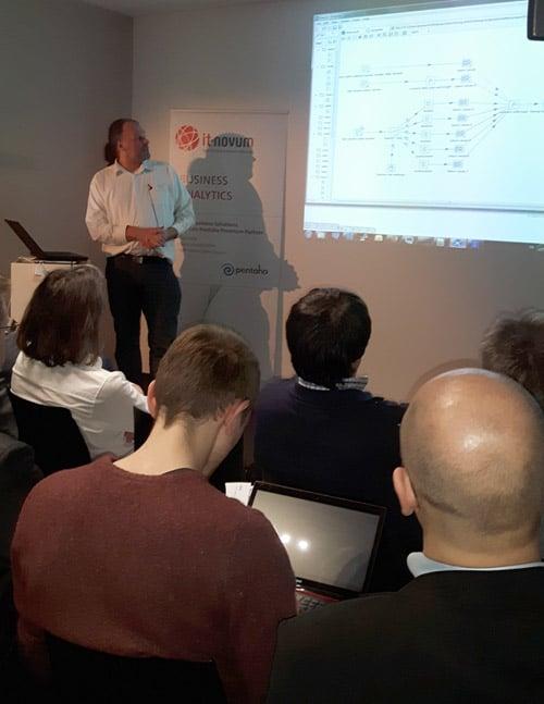 Dirk Rönsch mit einem Beitrag zu Metadata Injections