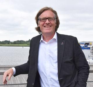 Helmut Borghorst verantwortet das Pentaho-Portal bei Deutsche See