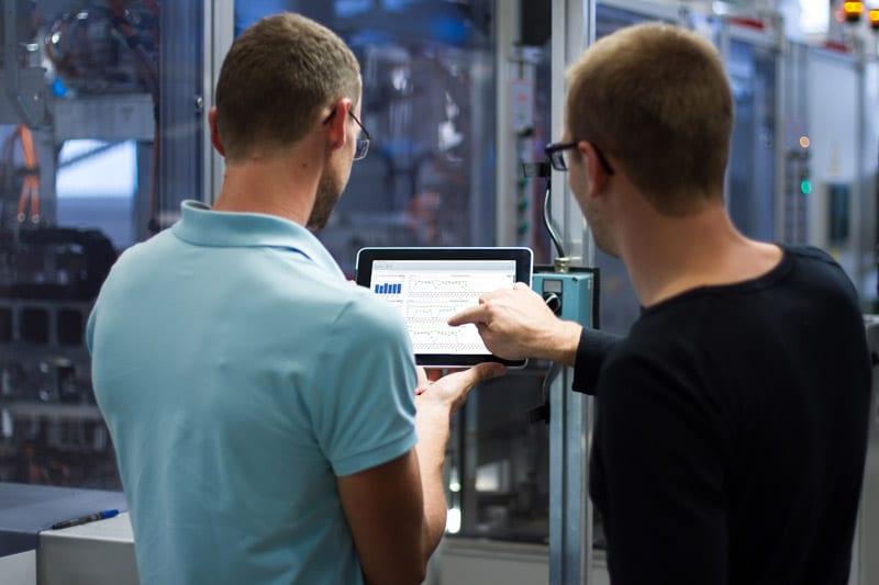 Effiziente Produktion mit AMS Analysis-CI und Pentaho bei der STIWA Group