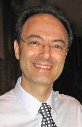 Christophe Loetz ist Geschäftsführer der Compex