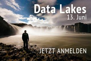 Data Lakes befüllen: wie es geht, zeige ich am 13. Juni
