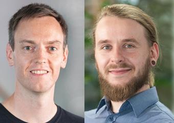 Pentaho-based IoT analytics: Werner Fragner and Maik Hering