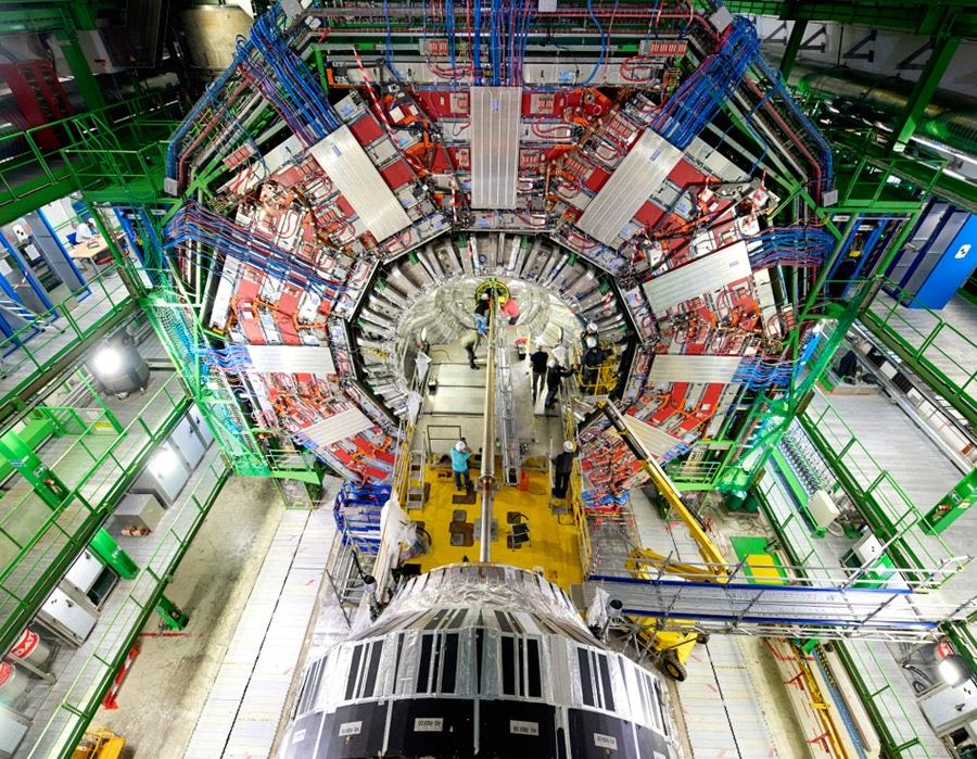 Large Hadron Collider at CERN © 2017 CERN