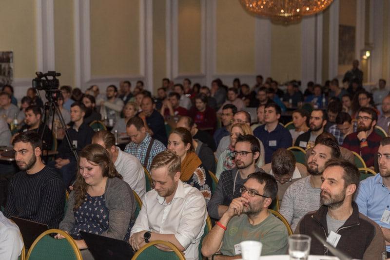 Over 200 Pentaho users attended Pentaho Community Meeting 2017