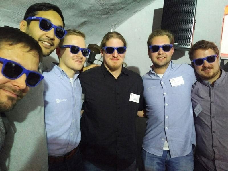 Winners of hacakton awarded for the most absurd program