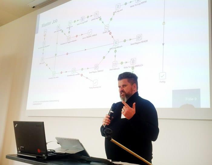 Data Handling mit Pentaho bei Hansainvest