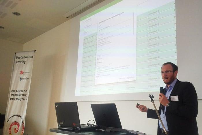 Nis Carstensen von Netfonds setzt auf Pentaho Data Integration