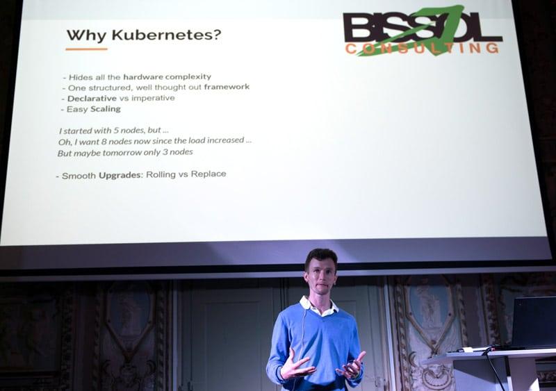 Diethard Steiner Scaling Pentaho Server with Kubernetes