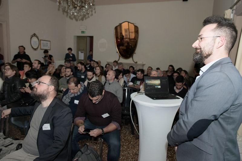 Gianluca Andreis Smarter cities with Pentaho