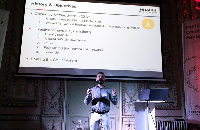 Issam Hijazi Capitalizing on Lambda&Kappa architectures for IoT