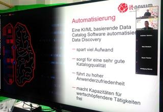 Datenkatalog automatisieren Datentagging